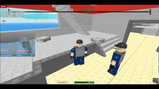 ROBLOX Kre-O bettle ship game review