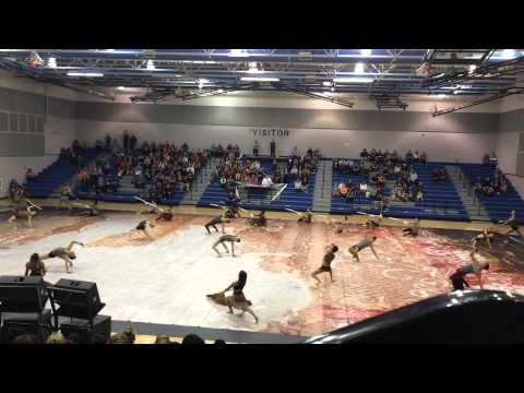 "Black Gold 2015 - ""Wicked Games"" WGI Austin Regional"