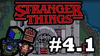 Stranger Things: Pegando Dinamite ,cubo mágico e alguns corações