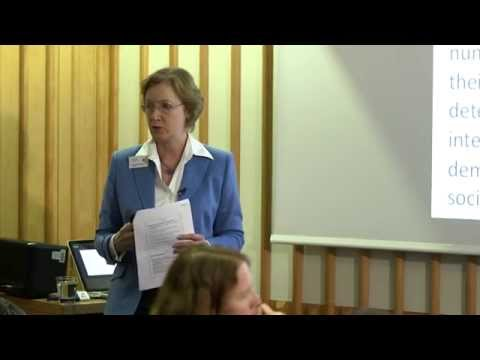 ACCE London event: Debbie Buckley Golder from Innovate UK talk