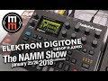 Capture de la vidéo Elektron Digitone На Namm 2018: Специальный Обзор От Cenk