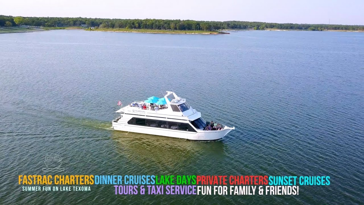 Fastrac Charters & Cruises on Lake Texoma