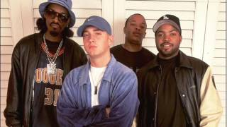 Eminem, Dr.Dre, Snoop and Ice Cube was the Y2K N.W.A