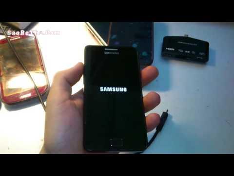 Bí kíp giúp SmartPhone hết đơ, lác, giật - Chạy lại phần mềm GALAXY S2