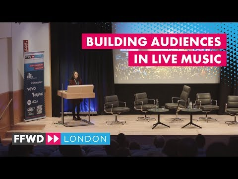 """""""Building Audiences in Live Music"""" with Kelly Bennaton, DHP Family 