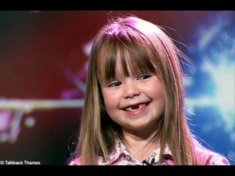 Connie Talbot- The Voice that Blew Away Millions of Viewers