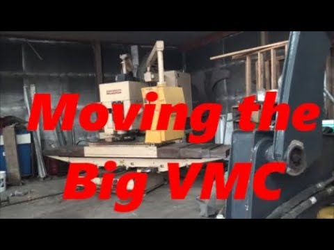 Moving the Cincinnati VMC Part 1