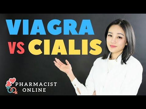 Viagra VS Cialis | Secrets That No One Tells You! | MUST WATCH! Is Cialis Really Better?