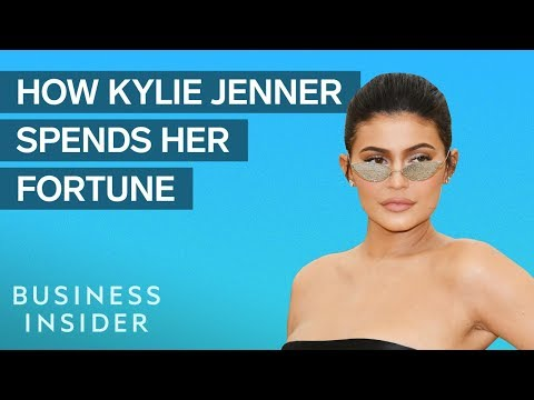 How Kylie Jenner Makes And Spends Her Fortune