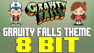 Gravity Falls Theme [8 Bit Tribute to Gravity Falls] - 8 Bit Universe