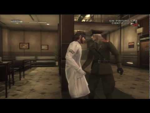Metal Gear Solid 3 HD Collection Secrets: Raikov's Life