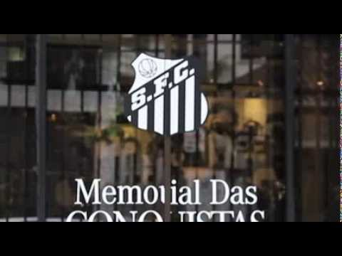 Memorial das Conquistas do Santos FC - YouTube ee750645db245
