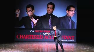 CA Nitin Soni on becoming an Entrepreneur!