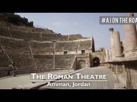 The Roman Theatre: Amman, Jordan | History