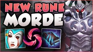 WTF! INSTANTLY ACTIVATE 3 Q'S WITH MORDE NOW?? MORDEKAISER SEASON 8 TOP GAMEPLAY! League of Legends