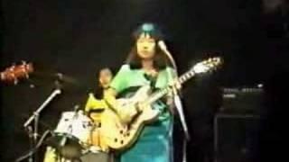 1991年ベアーズにて live at bears osaka japan January 27, 1991 Thank...