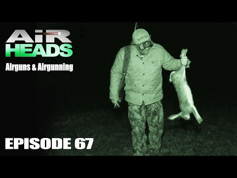 Night Hare Hunt - AirHeads, episode 67
