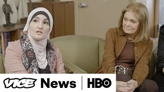 Women's March  VICE News Tonight on HBO (Full Segment)