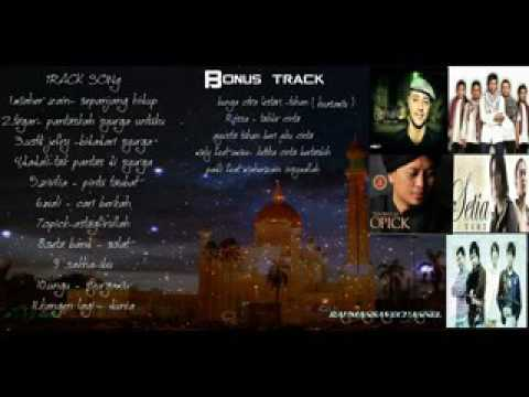 koleksi lagu religi, lagu islami terbaik