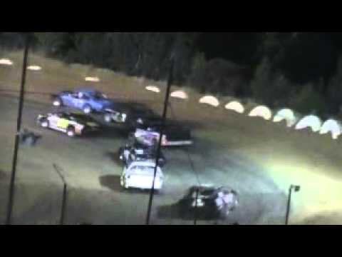 Crowley's Ridge Raceway Street Stock Feature #21 Chris Sims 9/28/13