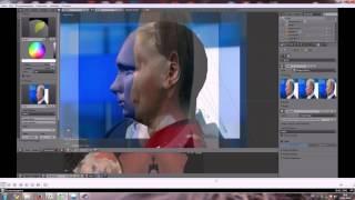 Из 2Д в 3Д (Путин ч2)