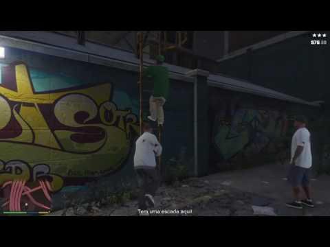 GtaV Campanha JUBA gameplay