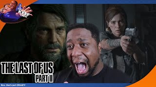 How EVERYONE felt playing the LAST OF US 2!