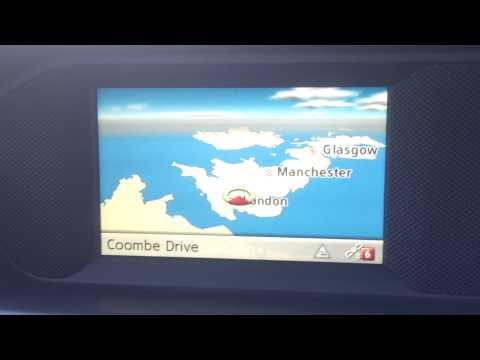 Mercedes Benz Becker Map Pilot Sat Nav