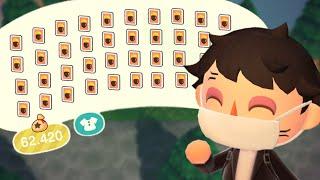 VIELE BASTELANLEITUNGEN BEKOMMEN in Animal Crossing: New Horizons