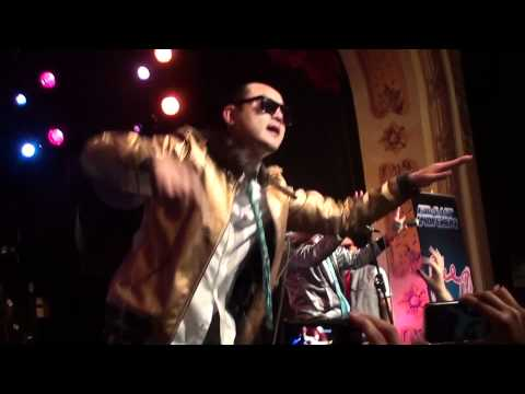 Far East Movement ft Dev Like a G6, Hard Rock Cafe, Free Wired Release,  101210