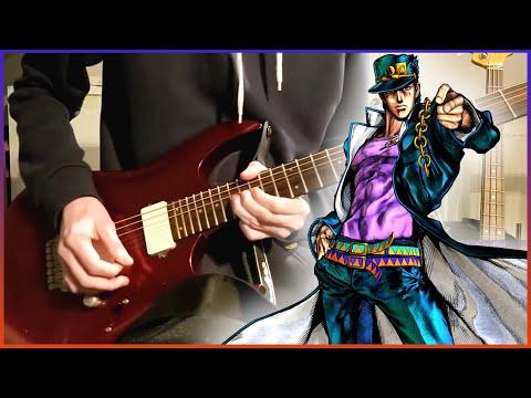 JoJo's Bizarre Adventure OP 3 - STAND PROUD [GUITAR COVER]