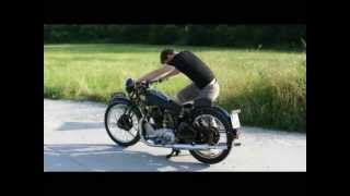 Rudge Ulster 1935 Video