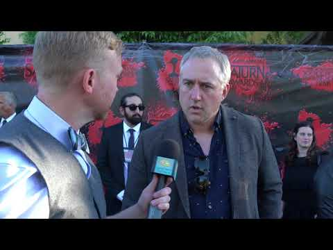 Steve Lightfoot of The Punisher at the 44th Annual Saturn Awards