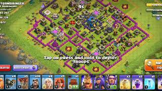 Town Hall 12 Best Loot Attack |Clash of Clan best Attack
