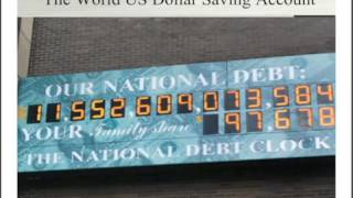 MMT: The National Debt Is Actually A Government Savings Account