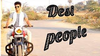Types of Desi People in Different States || Delhi ,Up/Bihar,Punjab,Haryana || Gagan Summy