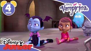 Vampirina | Magisch Moment: Swingende danswedstrijd | Disney Junior NL