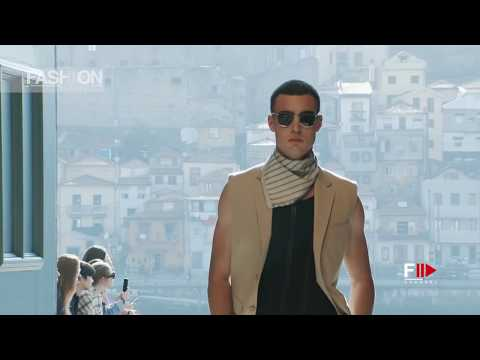 INÊS TORCATO - DAVID CATALÁN Portugal Fashion Spring Summer 2019 - Fashion Channel