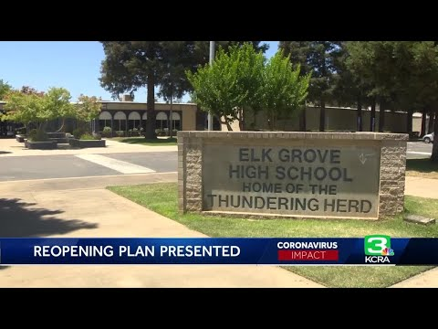 Families speak out after hearing Elk Grove schools reopening plans