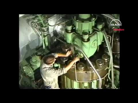 Fuel Valve Overhaul, medium bore engine