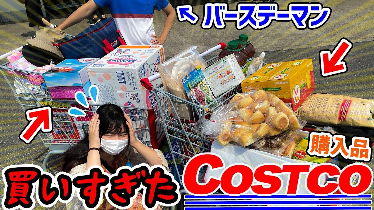 【コストコ購入品】誕生日祝いにインコスしたら過去最高額を更新してしまいました【爆買い】