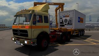 ETS2 v1.30 I Mod ★ Mercedes 1632 NG [Deutsch/HD]