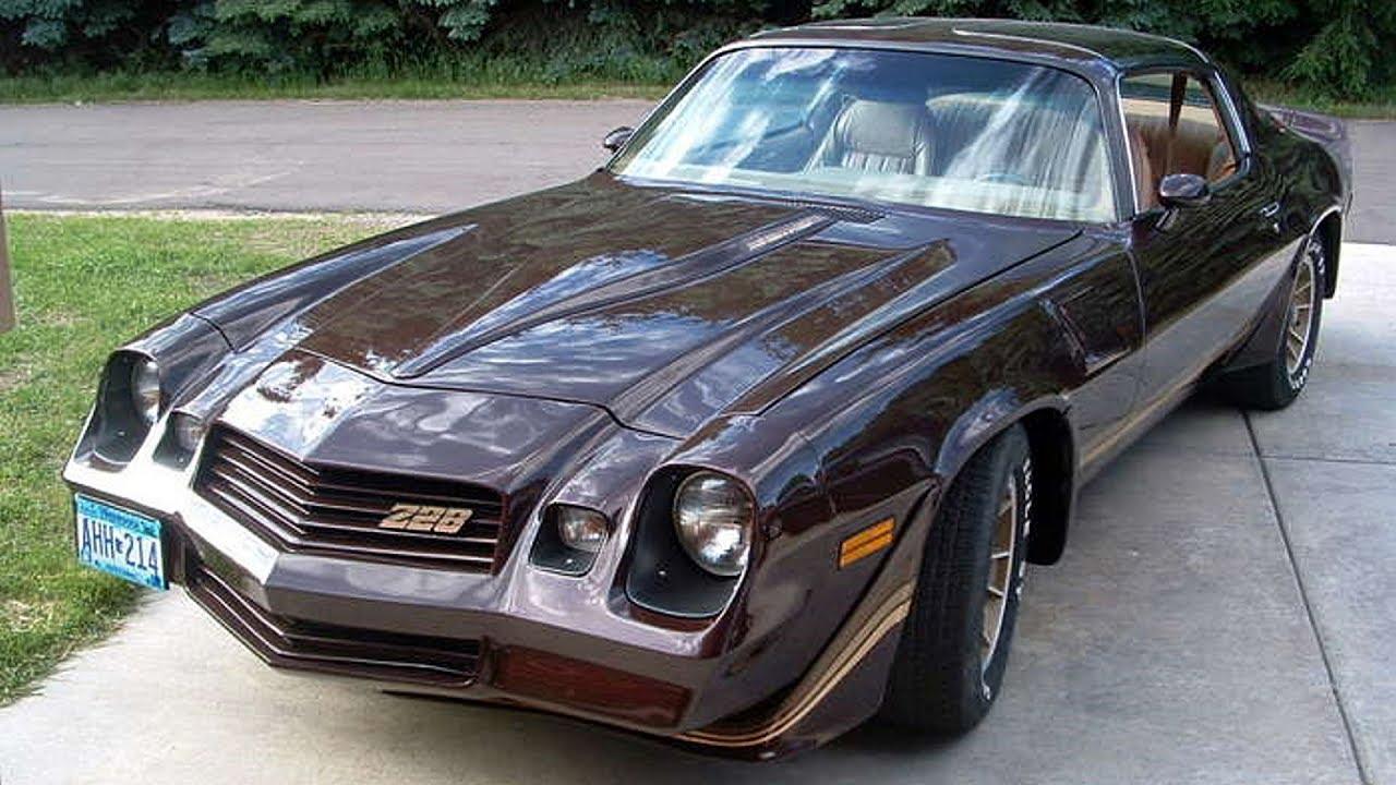 1980 Chevrolet Camaro Z28 Restoration Project