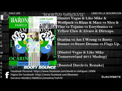 DV&LM - Ocarina vs Am I Wrong vs Booty Bounce vs Sweet Dreams vs Flags Up (DV&LM Mashup)