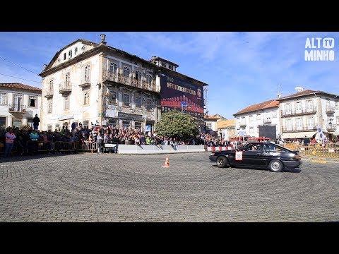 Rali acelerou para promover lampreia em Monção | Altominho TV