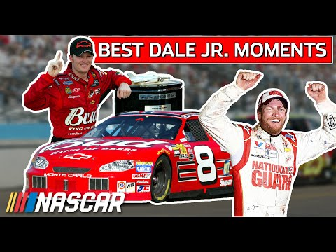 Dale Earnhardt Jr.'s best career moments | Best of NASCAR