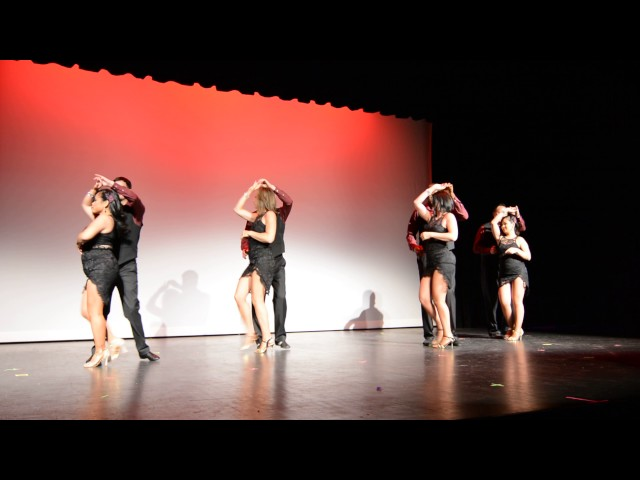 Kizomba Denver Group Performance June 2016