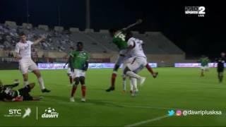 هدف الاتفاق الأول ضد الفيصلي (محمد كنو) في الجولة 10 من دوري جميل