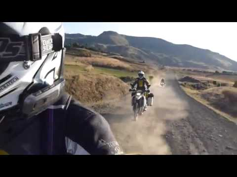 Trailer Ethiopia (with BMW F800GS_DesiertoF & G650X)