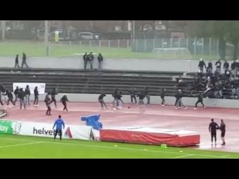 Old Boys Basel - Young Boys Berner trouble before the game